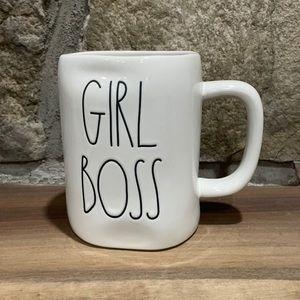 Rae Dunn GIRL BOSS Mug